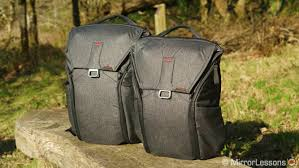 Peak Design Vs Peak Design Everyday Backpack 20l Vs 30l Accessory Comparison
