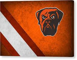 cleveland browns canvas print cleveland browns by joe hamilton on cleveland browns canvas wall art with cleveland browns canvas prints page 4 of 32 fine art america