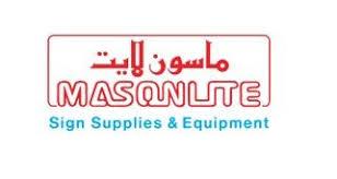 Masonlite Sign Supplies And Equipment Dubai Mobile