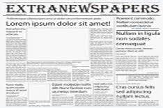 Create Newspaper Article Template Newspaper Article Template Word Templates And Letters Corner