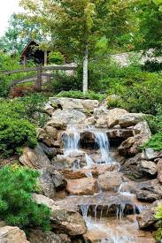 small backyard waterfall ideas large size of small pond waterfall ideas small backyard waterfalls how to