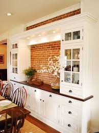 modern dining room hutch. Gorgeous Dining Room Cabinets I Like The Built In Hutch And With Exposed Modern