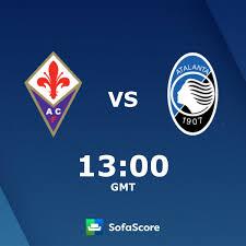 Fiorentina - Atalanta risultati in diretta e risultati testa-a-testa