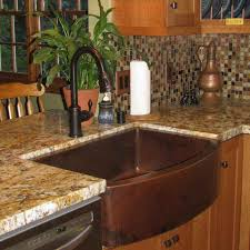 hammered copper farmhouse sink. Copper Farmhouse Sink Hammered Apron