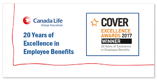 Canada Life Wins 20 Years Of Excellence In Employee Benefits