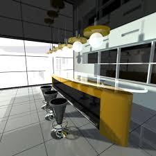 Обучение на дизайнеров интерьера в СПб 3d модель в школе дизайна интерьера