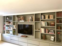 Bookcase Lighting Options Shelving Cupboard And Drawer Media Furniture The Bookcase