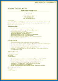 Software Skills Resume Computer Skills Resume Example For Examples