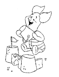 Summer Holiday Coloring Pages Coloringpages1001com