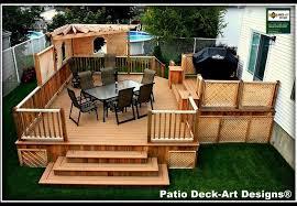 26 Floating Deck Design Ideas Gorgeous Outdoor Patio Deck Ideas