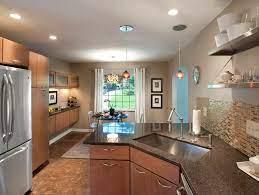 Kitchen Ideas With A Corner Sink Hgtv