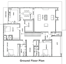 one level duplex house plan one level open floor house plans lovely house plans e level