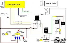 nitrous system wiring and information single stage ls1 timing tuner w window switch