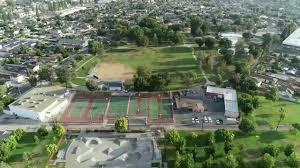 drone bell gardens california bell gardens veterans park
