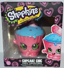 Funko Shopkins Cupcake Chic Vinyl Collectibles Mabelleverlasting