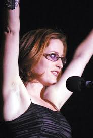 Gillian anderson hairy armpit pics