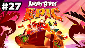 Download Angry Birds Epic - Gameplay Walkthrough Part 27 - The Paladin (iOS,  Android) in HD,MP4,3GP