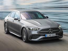 It's comfortable and has an amazing interior. 2022 Mercedes Benz C Class Sedan Preview