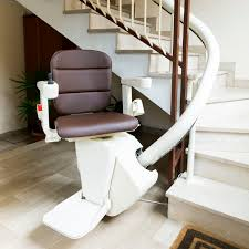 chair for stairs. Indoor Chair Stair Lift / Rotating - VIVACE For Stairs G