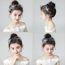 ヘッドドレス 花冠 パーティー 女の子 髪飾り 子供 ドレス ヘッドドレス