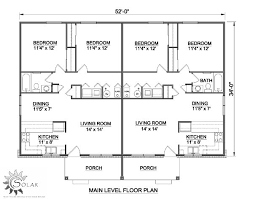 Best 25 Duplex Floor Plans Ideas On Pinterest  Duplex House 4 Bedroom Duplex Floor Plans