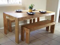 Ana White | Build a Modern Farm Table - New Pocket Hole Plan | Free and