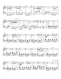 a thousand years piano sheet music christina perri a thousand years sheet music for piano musescore