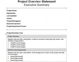It Statement Of Work Free Project Management Statement Of Work