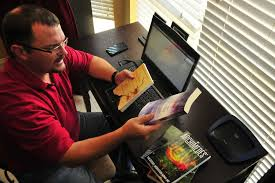 book reviewers for hire meet a demand for online raves the new todd jason rutherford inside his home in bixby okla he says that he is now suspicious of all online reviews whether of books or of anything else