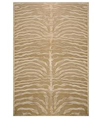 feizy saphir collection 3796f ivory gold zebra area rug throughout decor 18