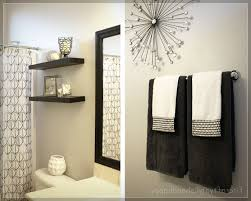 extraordinary black and white bathroom. Wall Decorations For Bathroom 1 Ideas Surprising Design Decor Bathrooms Bedrooms Extraordinary Idea Black And White