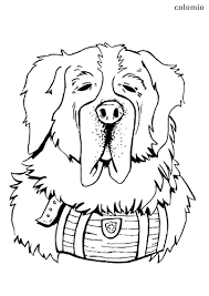 Find more dog coloring page printables pictures from our search. Dogs Coloring Pages Free Printable Dog Coloring Sheets