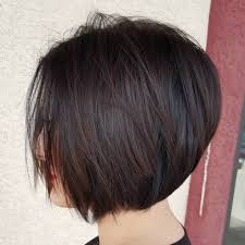 Graduated Bob Hairstyles 21 Eye Catching A Line Bob Hairstyles 1 Platinum Short A Line