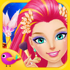 mermaid salon s makeup dressup and makeover games on the app