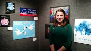 """Hillsdale College on Twitter: """"Art on display: works by seniors Bridget  DeLapp, Priscilla Larson, and Elise Clines. See the show """"Not the Best but  Still Good"""" this week!… https://t.co/OAavfNg0pm"""""""