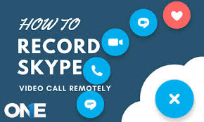 How To Record A Skype Video Call How To Record Skype Video Calls Remotely Skype Call Recorder