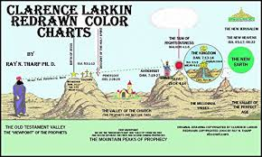 Clarence Larkin Redrawn Color Charts Kindle Edition By Ray