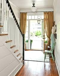 french door curtain ideas curtains for beautiful room idea front glass curta