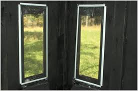 ground blind strategies ground blind strategies from plexiglass deer blind windows