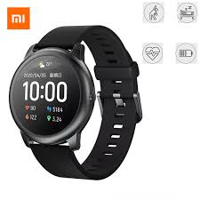 <b>2020 New</b> Xiaomi <b>Haylou</b> Solar Smart Watch IP68 Waterproof Heart ...