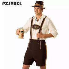 <b>Oktoberfest Costume Set Man</b> Bavarian <b>Octoberfest</b> German Festival ...
