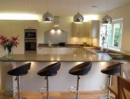 astonishing small u shaped kitchen with breakfast bar 97 with additional best interior with small u