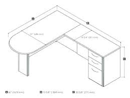 office desk dimensions. office desk dimensions standard ght on decorating medium size of ideas with
