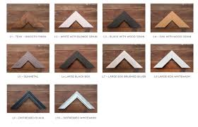 choice of our large frames
