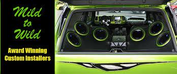 custom car audio systems. custom car stereo insallation audio systems