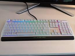How To Turn On Alienware Desktop Keyboard Lights