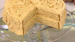 Light Peanut Butter Cake Peanut Butter Cake
