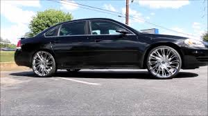 2007 Chevy Impala on 22