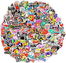 200-Pcs Featured Stickers(50~500 Pcs/Pack),Suitable ... - Amazon.com
