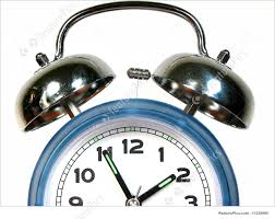 old clock old fashioned alarm clock